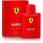 Ficha técnica e caractérísticas do produto Ferrari Red Scuderia Eau de Toilette Masculino 125ml - Ferrari