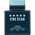 Perfume Five Star Lonkoom Masculino 100ml