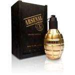 Ficha técnica e caractérísticas do produto Perfume Gold Masculino Arsenal EDP 100ml