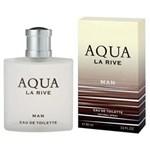 Ficha técnica e caractérísticas do produto Perfume La Rive Aqua Eau de Toilette Masculino – 90ml