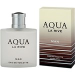 Ficha técnica e caractérísticas do produto Perfume La Rive Aqua Masculino Eau de Toilette 90ml