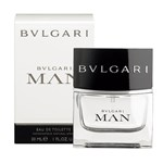 Ficha técnica e caractérísticas do produto Perfume Man Masculino Eau de Toilette 30ml - Bvlgari