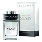 Ficha técnica e caractérísticas do produto Perfume Man Masculino Eau de Toilette 100ml - Bvlgari