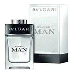Ficha técnica e caractérísticas do produto Perfume Man Masculino Eau de Toilette - Bvlgari - 100 Ml