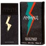 Ficha técnica e caractérísticas do produto Perfume Masculino Animale - 100ml