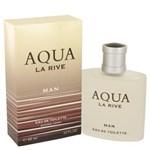 Ficha técnica e caractérísticas do produto Perfume Masculino Aqua La Rive Eau de Toilette - 90ml