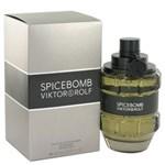 Ficha técnica e caractérísticas do produto Perfume Masculino Spicebomb Viktor Rolf Eau de Toilette - 150ml