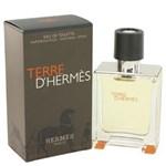 Perfume Masculino Terre D`hermes Hermes 50 Ml Eau de Toilette