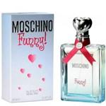 Ficha técnica e caractérísticas do produto Perfume Moschino Funny EDT F 100ML