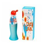 Ficha técnica e caractérísticas do produto Perfume Moschino I Love Love Eau de Toilette Feminino 100ML