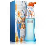 Ficha técnica e caractérísticas do produto Perfume Moschino I Love Love Feminino Eau de Toilette 100ml