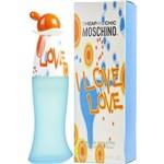Ficha técnica e caractérísticas do produto Perfume Moschino I Love Love Feminino Eau de Toilette