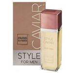 Ficha técnica e caractérísticas do produto Perfume Style Caviar 100ml Paris Elyseés