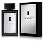 Perfume The Secret Edition Masculino Eau de Toilette 100ml - Antonio Banderas