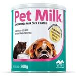 Ficha técnica e caractérísticas do produto Pet Milk Concentrado para Cães e Gatos 300g