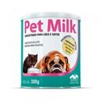 Ficha técnica e caractérísticas do produto Pet Milk Substituto do Leite Materno para Cães Vetnil 300g