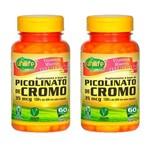 Picolinato de Cromo - 2 Un de 60 Cápsulas - Unilife