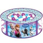 Ficha técnica e caractérísticas do produto Piscina de Bolinha Frozen com 100 - Lider