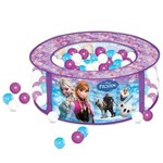 Ficha técnica e caractérísticas do produto Piscina de Bolinhas - Disney Frozen - Líder