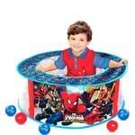 Ficha técnica e caractérísticas do produto Piscina de Bolinhas Homem Aranha 2053 - Lider Brinquedos