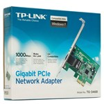 Placa de Rede Pci-e 10/100/1000 TG-3468 TP LINK - Tp-link