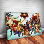 Ficha técnica e caractérísticas do produto Placa Decorativa Street Fighter 6