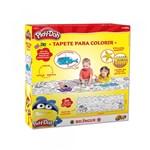 Ficha técnica e caractérísticas do produto Play Doh Tapete Colorido - Fun Divirta-se - Play-doh