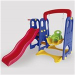 Playground Infantil 3x1 IWPI3X1 - Importway