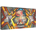 Pokemón Box Charizard GX - Copag