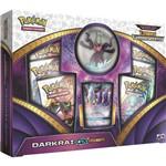 Pokemon Box com Miniatura Darkrai-gx