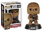 Ficha técnica e caractérísticas do produto Pop Chewbacca: Star Wars: The Force Awakens 63 - Funko