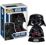 Ficha técnica e caractérísticas do produto Pop Darth Vader: Star Wars 01 - Funko