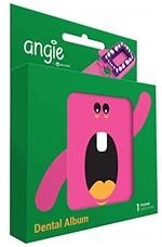 Ficha técnica e caractérísticas do produto Porta Dentinhos Rosa - Angie