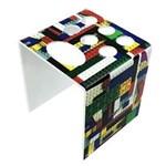 Ficha técnica e caractérísticas do produto Porta Escovas de Dentes Lego