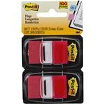 Ficha técnica e caractérísticas do produto Post-It Flags Vermelho 100 Folhas - 3M