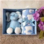 Presente para Bebê Rosa Buba
