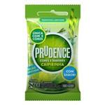 Ficha técnica e caractérísticas do produto Preservativo Prudence Caipirinha 3 Unidades