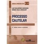 Ficha técnica e caractérísticas do produto Processo Cautelar: Curso de Processo Civil - (Volume IV)