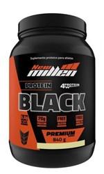 Ficha técnica e caractérísticas do produto Protein Black (840g) - New Millen