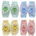 Ficha técnica e caractérísticas do produto Protetor de Joelhinho Baby Care / Amarelo