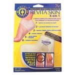 Ficha técnica e caractérísticas do produto Protetor para Calcanhar Revita Skin 6 em 1 - Orthopauher