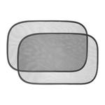 Ficha técnica e caractérísticas do produto Protetor Solar Duplo para Carro 2pcs - BB076