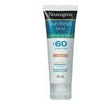 Ficha técnica e caractérísticas do produto Protetor Solar Facial com Cor Neutrogena - Sun Fresh Controle de Brilho FPS 60 50ml