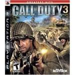 Ficha técnica e caractérísticas do produto PS3 - Call Of Duty 3
