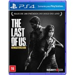 Ficha técnica e caractérísticas do produto Ps4 The Last Of Us Remastered