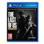 Ficha técnica e caractérísticas do produto Ps4 - The Last Of Us Remastered