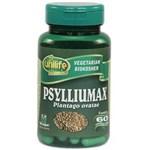 Ficha técnica e caractérísticas do produto Psylliumax 550mg Psyllium - Unilife - Natural - 60 Cápsulas