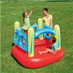 Pula Pula Inflável Bestway Play Center Bouncer #52182