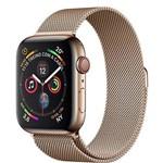 Pulseira Milanese para Apple Watch 38mm Dourada Light