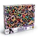 Puzzle 2000 Peças Borboletas